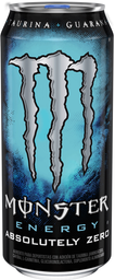 Monster Absolutely Zero Bebida Energetica 473ml