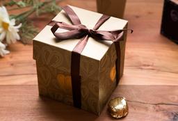 Golden box Mini Mazapanchito