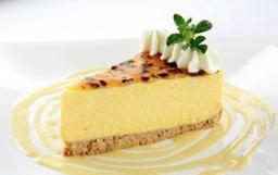Cheesecake maracuyá