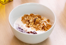 Yogurt, Mermelada Granola