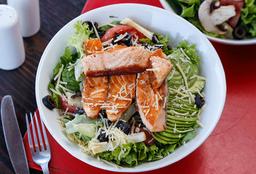 Grilled Salmón Salad