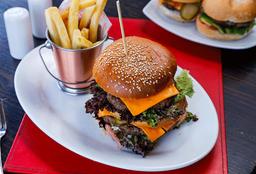 Big Double Burger