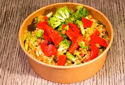 Chaufa Vegetariano
