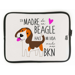 Funda Ipad Beagle