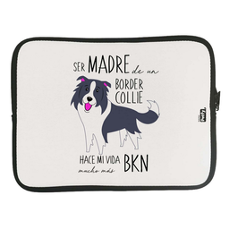 Funda Ipad Border Collie