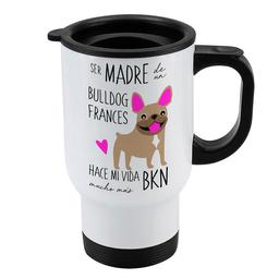 Mug 410Cc Bull Dog Frances Cafe