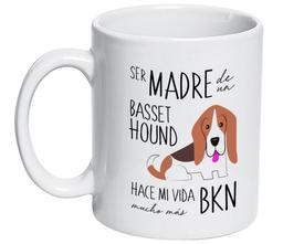 Tazon Ceramico Basset Hound