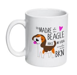Tazon Ceramico Beagle