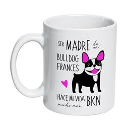 Tazon Ceramico Bull Dog Frances Byn