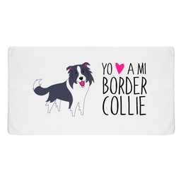 Toallas Border Collie