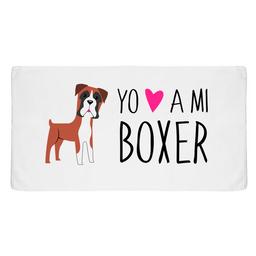 Toallas Boxer