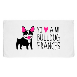 Toallas Bull Dog Frances Byn