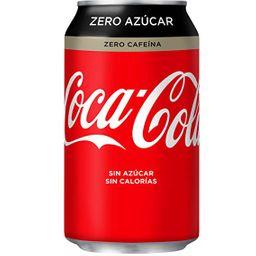 Coca Cola Zero 350 cc