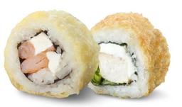 Ebi Cheese Tempura + Tori Cheese Furai