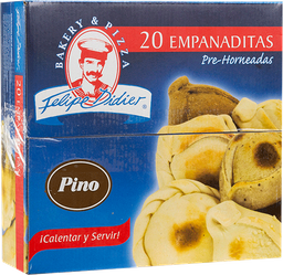 Empanada Pino Coctel