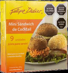 Mini Sandwich de Cocktail