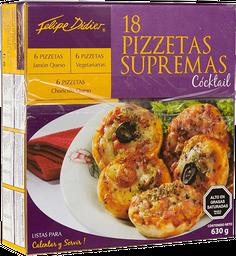 Pizzeta Suprema