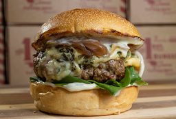 The Blue Cheese Supreme