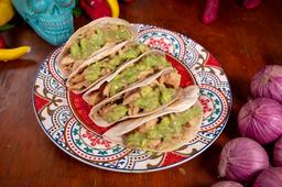 Tacos Con Guacamole