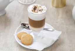 Baby Latte con Almendras