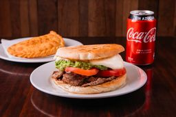 Promo Sándwich - Empanada para 1