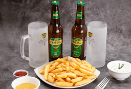 Papas and Beer