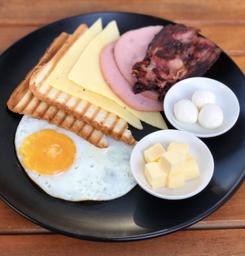 2x1 Desayuno Americano