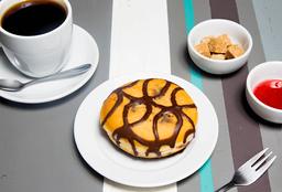 1 Dona + Café Cortado