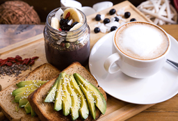 Desayuno con Acai