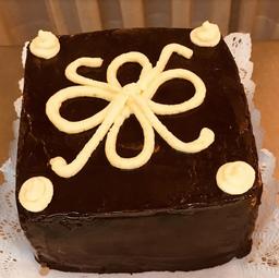 Torta Chocolate Mazapán (10 personas)