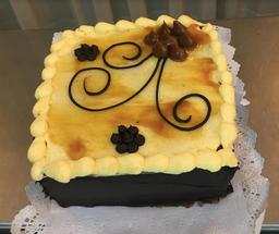 Torta Chocolate Manjar (8-10 personas)