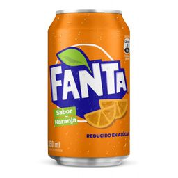 Bebida Normal 350 Mls Fanta