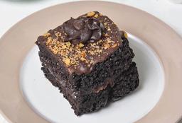Brownie Doble De Chocolate