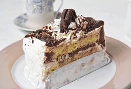 Trozo Torta Oreo