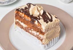 Trozo Torta Moccaccino