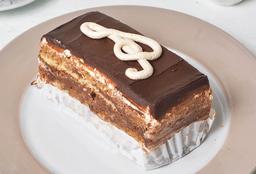 Trozo Torta Opera