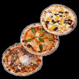 ¡2 Pizzas y tu 3ra a $2000!