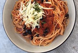 2x1 Espagueti en Salsa Napolitana