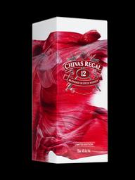 Whisky Chivas Regal 12 Años en Tin Box