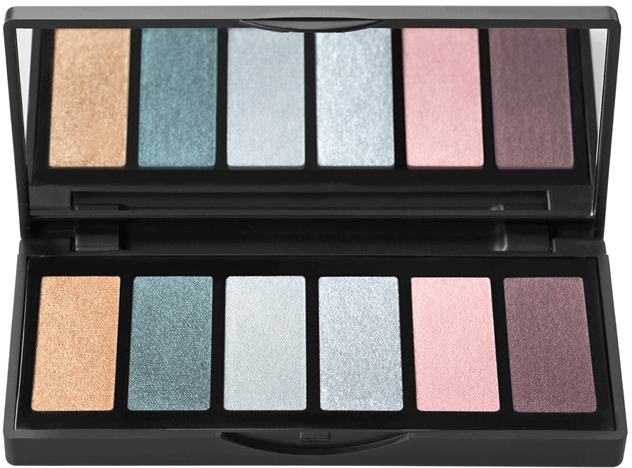 The Eyeshadow Palette 101