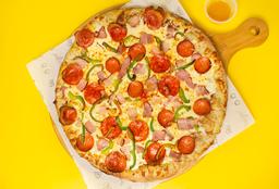 Pizza BBQ Pepperoni