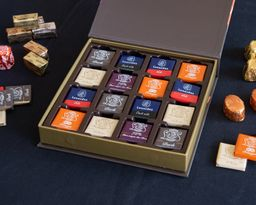 Caja de Napolitains 32 Chocolates