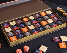 Caja de Napolitains 64 Chocolates