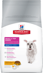 Adult 7+ Small & Toy Breed 2.04kg