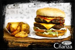 Combo Doble Original Burger