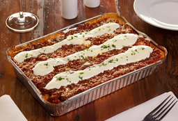 Lasagne Bolognesa Familiar