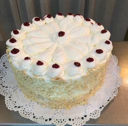 Torta Hojarasca 4 Sabores (16 personas)
