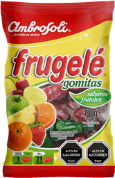 Gomita Frugelé Bolsa 130g