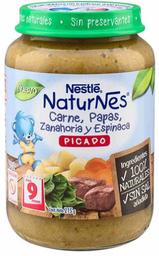 Picado Carne Verduras 215g