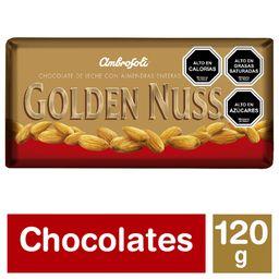 Chocolate Golden Nuss 120g